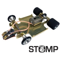 MID AMERICA RTR 1/32 stomp car without body - #MID350