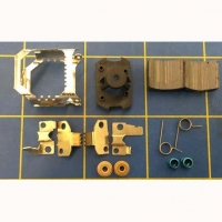 MID-AMERICA DIAMOND HEAD SET UP KIT W/ BUSHINGS & MAGNETS - #MAR630