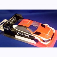 "OLEG Custom Painted Body Production 1/24 Audi RS5 DTM, Lexan .007"" (0.175 mm) - #0121H"