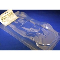 "OLEG Clear Body Retro 1/24 Can-Am Shelby T 10 King Cobra 1967, Lexan .010"" (0.254 mm) - #0135"