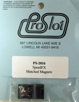 PROSLOT SpeedFX matched magnets for D-cans (16D) - #PS2016