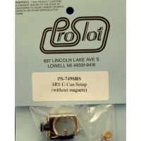 PROSLOT X-12 SRC C-CAN SETUP KIT W/OUT MAGNETS - #PS-749SRS