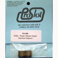 PROSLOT SMQ (SINGLE MAGNET QUADS) MATCHED MAGNETS FOR C-CANS, pair - #PS906