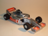 "NeAn FORMULA 1/24 MCLAREN BODY, PVC, thin. .015"" (0.4mm) - #6540-P"