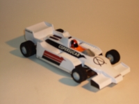 "NeAn FORMULA 1/24  FITTIPALDI 1979 BODY, PVC, thin .015"" (0.4 mm) - #6542-P"