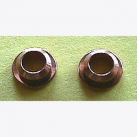 "SLICK7 1/8"" X 3/16"" (3.15 X 4.76 MM) BUSHINGS IN PRODUCTION CHASSIS, pair - #SL7-244"