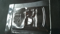 """BOLID INTERIOR W/ENGINE COMPARTMENT FOR """"TEAPOT"""" 1/24 BODY SPANO GTA, PVC, thickness 0.2 mm - #65102-P"""