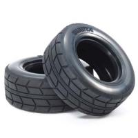 TAMIYA R/C On road truck tires, 2 pcs. - #51589