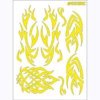 "TAYLO RACING ""GRAPHICS"" RC paint mask - #033RC"