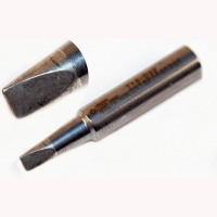 HAKKO REPLACEMENT TIP FOR SOLDERING IRON WELLER 40W , width 3,5 mm- #HAKT18-D32/P