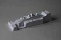 "NeAn Clear Formula 1/24 Chaparral 2K Cosworth (Indycar) body, PVC, thin .015"" (0.4 mm) - #6550-P"