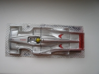 KOLHOZA FORMULA 1/32 RED BULL BODY, LEXAN, thickness 0.125 mm
