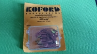 KOFORD 408 BRAID 12 PAIRS in a plastic box - #M660