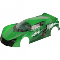 "BOLID ""TEAPOT"" 1/24 MARUSSIA B2 BODY, Lexan, thickness 0.25 mm - #6120-PL"