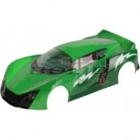 "BOLID ""TEAPOT"" 1/24 MARUSSIA B2 BODY, PVC, thickness 0.4 mm, w/paint masks - #6520-P"