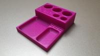 ATTAN Pit box, pink