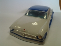"BOLID ""TEAPOT"" 1/24 GAZ-21 ""VOLGA"" BODY, Lexan, thickness 0.25 mm - #6122-PL"