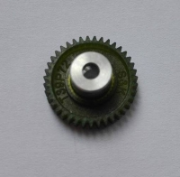 Шестерня 72 pitch 39 зубов с прямая, под ось 2 мм, Ø14.3 мм