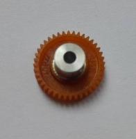 Шестерня 72 pitch 40 зубов с прямая, под ось 2 мм, Ø14.65 мм
