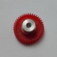 Шестерня 72 pitch 41 зуб с прямая, под ось 2 мм, Ø15.0 мм