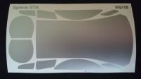 Комплект малярных масок для кузова Spano GTA - #CH19
