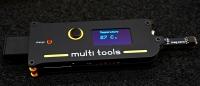 DenVel Многофункциональное устройство: измеритель температуры, измеритель магнитного поля, измеритель сопротивления обмоток ротора