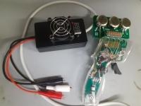 """DUBICK Электронный контроллер управления моделей (с клипсами """"аллигаторами"""")- #DB721"""