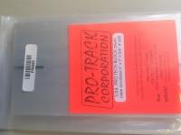 """PRO-TRACK Алюминиевый анодированный столик с различной глубиной под токосъёмник  0,254 мм, 0,381 мм, 0,508 мм, 0,635 мм (.010"""" .015"""" .020"""" .025"""") - #PRO620"""