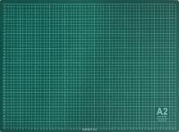 ZHB Настольный мат для работы, размеры 600 х 450 х 2,9 мм (формат А2)