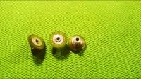 """Шестерня корончатая 64-72 pitch 30 зубов, под ось 3/32"""",  Ø13.05 мм, зеленая - #F1-32"""