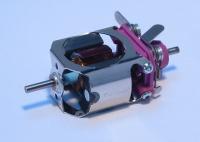 CAHOZA Мотор Cahoza X-12 с ротором Koford, тип рубашки - О, со скошенными магнитами - #230B