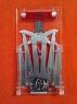 """KOLHOZA Стенд для установки кузова на шасси Production 1/24 JK 4"""" """"Cheetan X25"""" - #KZA032"""
