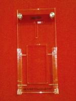 """KOLHOZA Стенд для установки кузова на шасси Production 1/32 JK """"Cheetan 11"""" - #KZA034"""