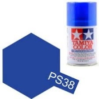 PS-38 Translucent blue