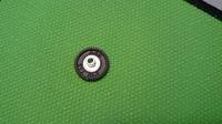 Шестерня 80 pitch 43 зуба прямая, под ось 2 мм, Ø14,3 мм, под поклейку - # G80243P
