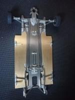 DUBICK Engineering Шасси DUBICK F1-32 2020, в сборе, без подшипников - #F12020