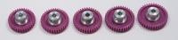 """CAHOZA Шестерня 64 pitch (0,4 модуль), 36 зубов, прямая , под ось 3/32"""", Ø15.02 мм - #6"""