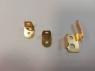 DUBICK Набор контактов для контроллера, латунь с золотым покрытием - #714