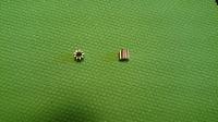 Шестерня на электродвигатель SONIC 64 pitch 9 зубов,  на вал 2 мм - #30-09