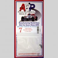 Шестерня на электродвигатель ARP 80 pitch 7 зубов,  на вал 1.5 мм - #ARP8007
