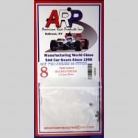 Шестерня на электродвигатель ARP 80 pitch 8 зубов,  на вал 1.5 мм  - #ARP8008
