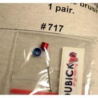 DUBICK Анодированные стаканы для 5-х витк. пружин на задние крышки - #DB717