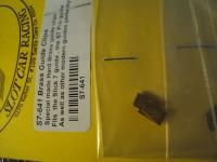 Клипсы для проводов в токосъемник медные, длинные, пара - #SL7-641