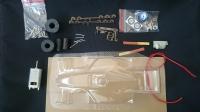 Набор №14. Заготовки и комплектующие для постройки модели класса F1/24 для первого года обучения - #K052