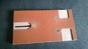 Столик VOKI для модели текстолитовый с магнитами - #033