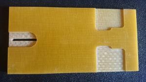 Столик ZHB для модели текстолитовый без магнитов - #1022