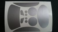 Комплект малярных масок для кузова Production 1/24 Jaguar s - type - #PR242