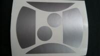 Комплект малярных масок для кузова Production 1/24 Alfa Romeo - #PR241