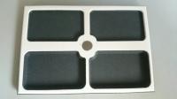 Органайзер настольный для работы с мелкими деталями 81×116×10 мм. Имеет встроенный магнит.