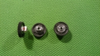 #44-2mmШестерня 80 pitch 44 зуба прямая, под ось 2 мм, Ø14.5 мм